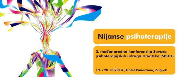Konferencija Saveza psihoterapijskih udruga Hrvatske