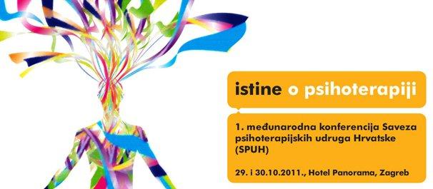 1. međunarodna konferencija Saveza psihoterapijskih udruga Hrvatske