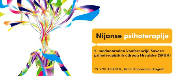 2. medunarodna konferencija Saveza psihoterapijskih udruga Hrvatske