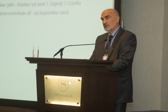 Prim. Jadran Morović, dr. med., psihijatar i psihoterapeut, ECP, predsjednik SPUH-a